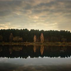 Осенняя задумчивость природы