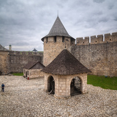 Хотинский замок