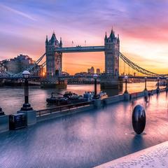 Лондонское утро