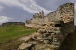 Грозные крепостные стены