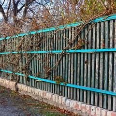Не простой забор