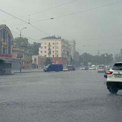 У Дніпрі злива