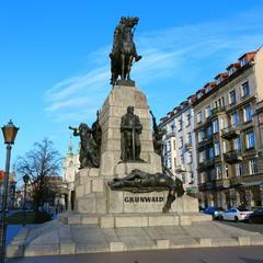 Памятник Grunwald