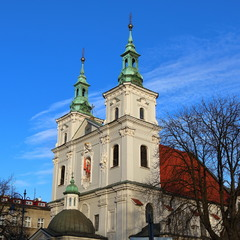 Базилика св. Флориана, г. Краков