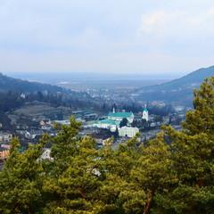 Погляд з гори Бона
