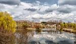 на Вишенском озере