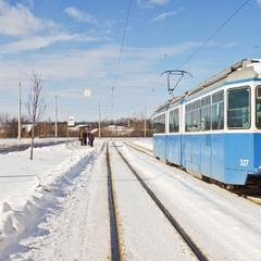 трамвайный путь