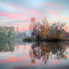 октябрьское утро