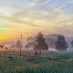 июньское утро