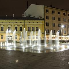 Сity fountain