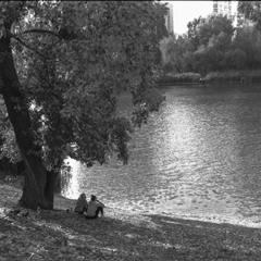 Озеро Белое.