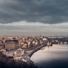 Київ та Дніпро