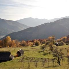Осінь в Прикарпатті