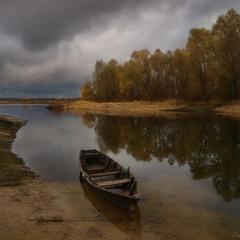 Похмура осінь.