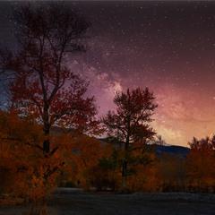 Осень... В горах...