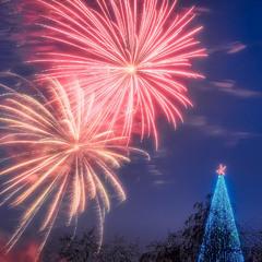 Новый 2021 год....Поздравляю всех, с Новым Годом....