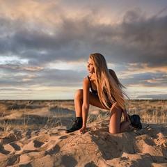 Пустыня - это любовь с первого взгляда!