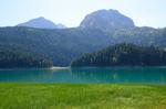 Цвет Чёрного озера