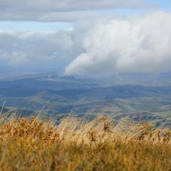 Нежный ветер в горах