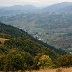 Горы Колочавы