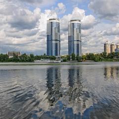 Киевские башни