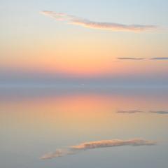 Рассвет Киевского моря