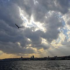 Небо над Босфором