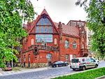 Музей Олекси Новаківського, колишня віла Яна Стики