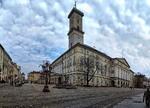 Львівська міська Рада на площі Ринок