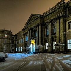 Зимова ніч