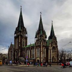 Церква Ольги і Єлизавети