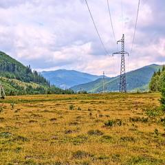 Карпатський краєвид