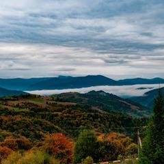 Гори Карпат, Синевирський перевал