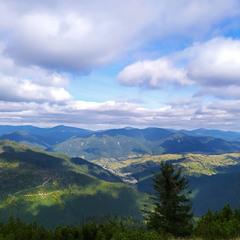 Велична краса гір