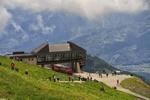 Австрия.Шафбергбан - паровозик горной зубчатой железной дороги