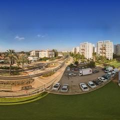 Панорамка города