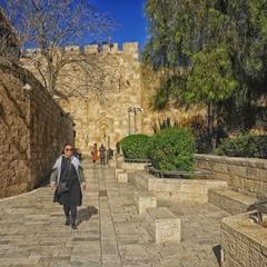 Прогулка по Иерусалиму