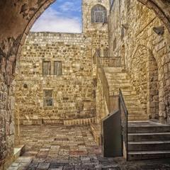 Иерусалимский дворик