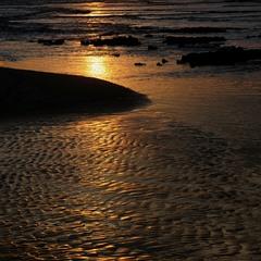 Золотой песок заката