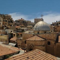 Иерусалимская зарисовочка
