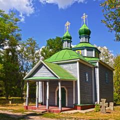 Козацька церква Іоанна Богослова, 1606 р.