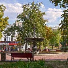 Площа Івана Франка