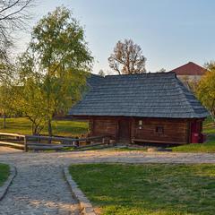 Закарпатське село