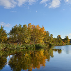 На озері