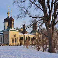 Свято-Троїцький собор, 1871-1872р.р.