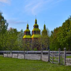 Церква Святої Великомучениці Параскеви, 1742 р.