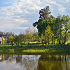 Парк Феофанія