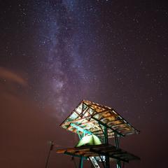 Під зоряним куполом