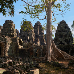 Храм Лари Крофт, Камбоджа