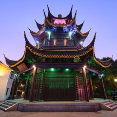 Храм в Сучжоу